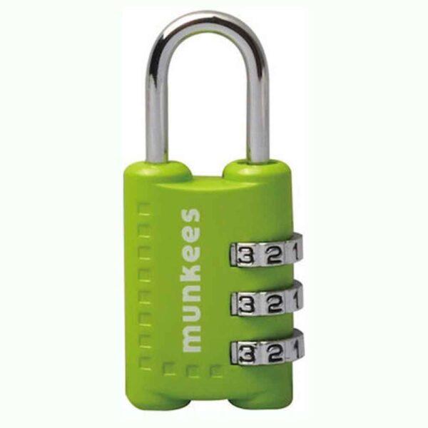 Munkees-Combination-Lock-2-green