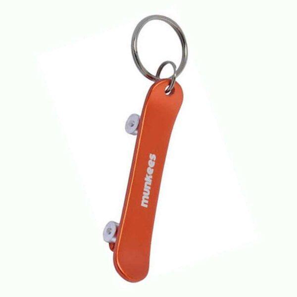 Munkees-skateboard-keyring-orange
