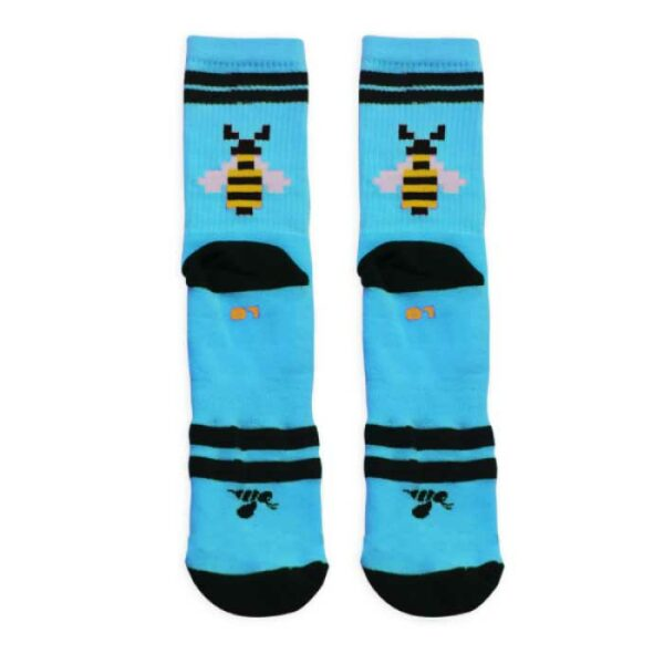 BeeUnusual Pixel Bee Light Blue