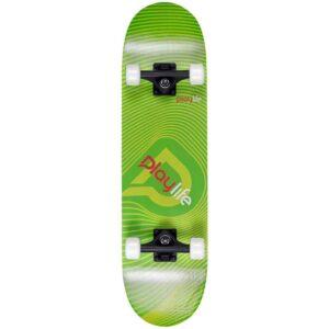 Τροχοσανίδα Playlife Illusion Green