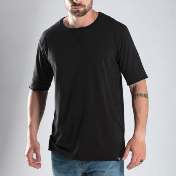 T-shirt Prophet Gunmetal Black