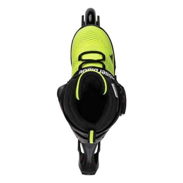 Αυξομειούμενα πατίνια Microblade SE 2021 NeonYellow/Black