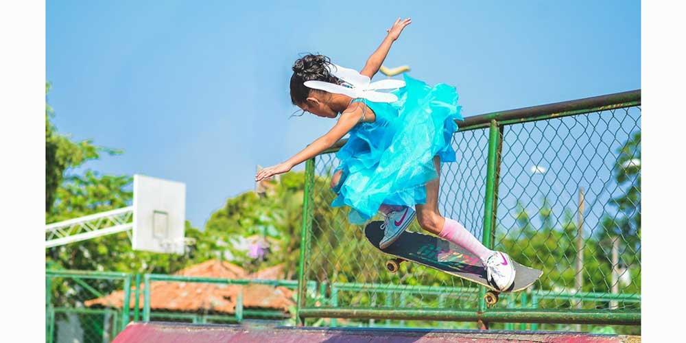 Γνωρίστε την Νεράιδα των Skate Rayssa Leal