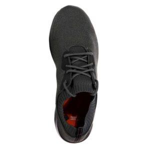 Regatta Men's Marine Active Lightweight Trainers Shoes RockGrey-BlazeOrange