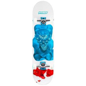 Τροχοσανίδα Speed Demons Thuggy Bear Blue Complete 8″