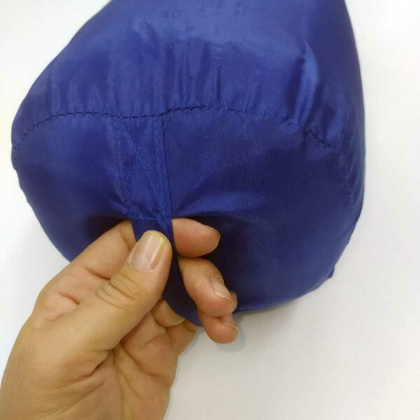 Sleeping Bag SBL-001 χωρίς κεφαλή Blue
