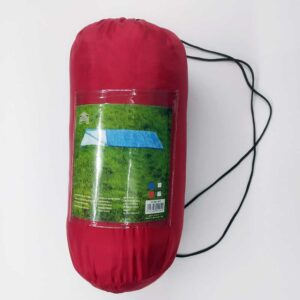Sleeping Bag SBL-001 χωρίς κεφαλή Red