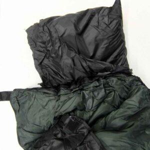 Sleeping Bag TERRA SL-150-ER-BLK Black