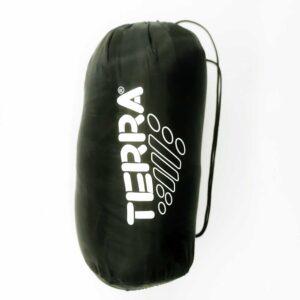 Sleeping Bag TERRA SL-150-ER-GRN Dark Green