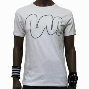 T-Shirt Insight Snake Ecru