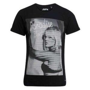 T-Shirt Jepa Paradise Blvd Blk