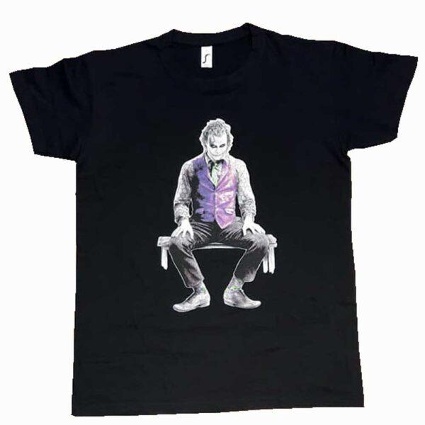 T-Shirt Joker Colored