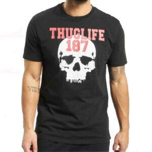 T-Shirt Thug Life TLTS175 Black