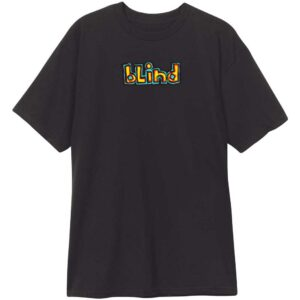 T-shirt Blind Og Logo Pricepoint Black