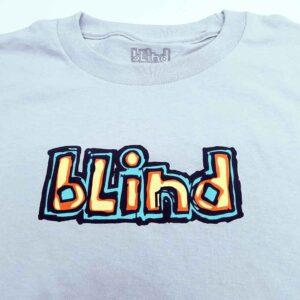 T-shirt Blind Og Logo Pricepoint Silver