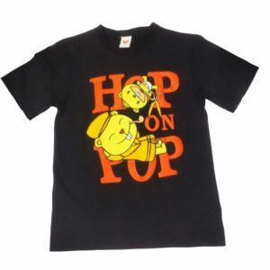 T-shirt Happy Tree Friends Hop-on-Hop Black
