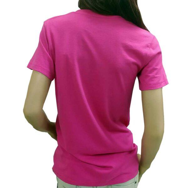 T-shirt Volcom Wizzy Pink