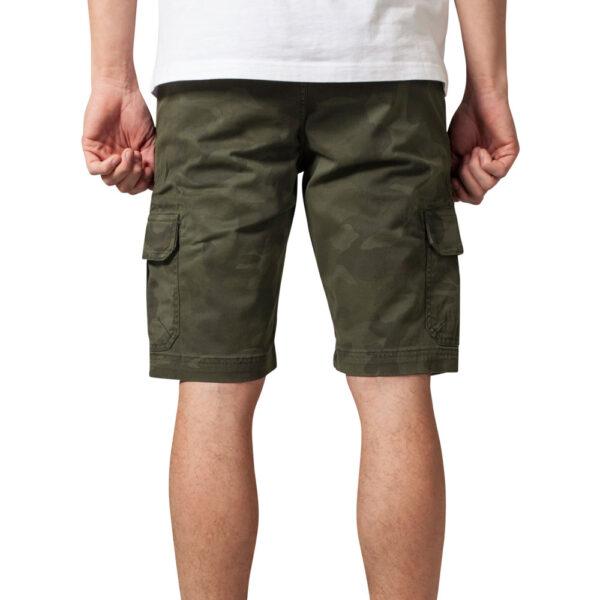 Βερμούδα Urban Classics Camo Cargo Shorts TB1612 Olive