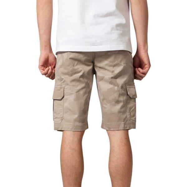 Βερμούδα Urban Classics Camo Cargo Shorts TB1612 Sand Camo