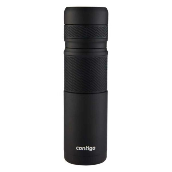 ThermalBottle-MatteBlack-Front