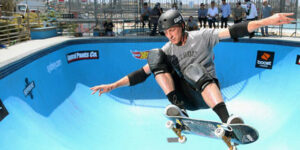 Tony Hawk-ο Θρύλος του skateboard!!!