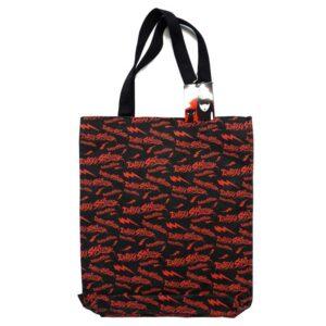 Tote Bag Emily the Strange Get Lost black-red