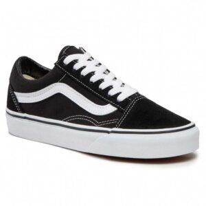 Παπούτσια Vans Old School Black/White