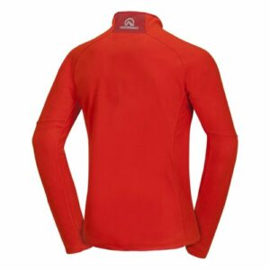 Fleece NORTH FINDER Volovec red
