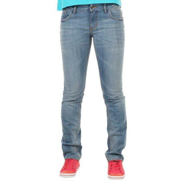 Vans Γυναικείο Παντελόνι Brennan Denim Blue