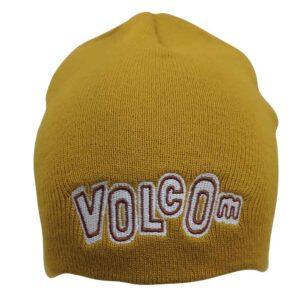 Volcom Beanie Pistol Fine Mustard