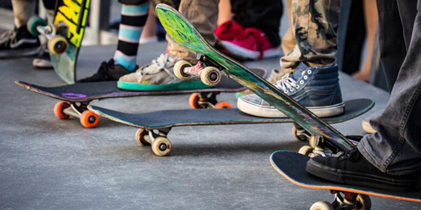 Τι μέγεθος skateboard να διαλέξω?