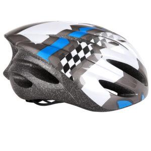Κράνος ποδηλάτου αυξομειούμενο,με φως, μπλε