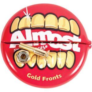 Βίδες και παξιμάδια gold nuts & bolts