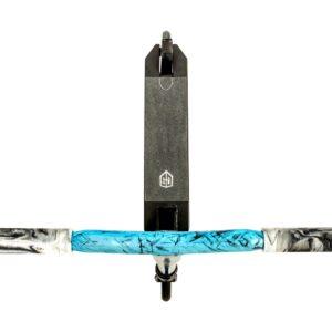 Πατίνι Elixe XM Black/Vapour Blue Black Laser, 110χιλ.