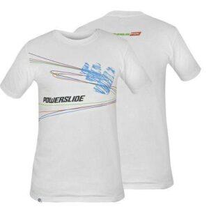 Μπλουζάκι Fsk Cones – Λευκό