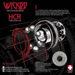 Ρουλεμάν HCR by Jesa – Swiss