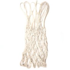 Δίχτυ καλαθοσφαίρισης 5χιλ.,λευκό