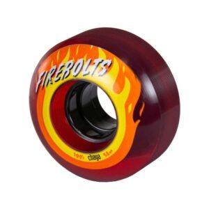 Ροδάκια Firebolt 58×32χιλ., Red