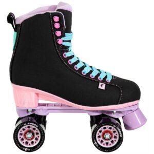 Πατίνια Melrose Black/Pink
