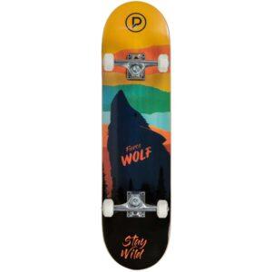 Τροχοσανίδα Firce Wolf, 31X8 ίντσες