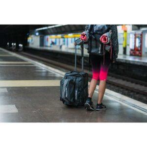 Τσάντα με ροδάκια UBC Transit
