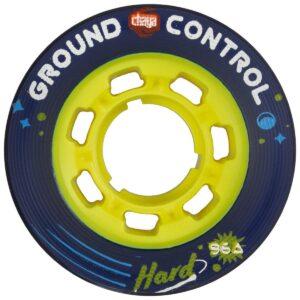 Ροδάκια Ground Control Hard, 59χιλ., Yellow