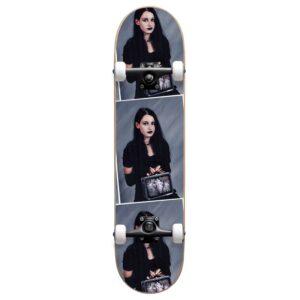 Τροχοσανίδα Goth Girl FP Premium, Black, 7.875 ίντσες