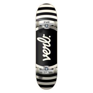 Τροχοσανίδα Verb Reverb Comp. Black/Cream, 8 ίντσες