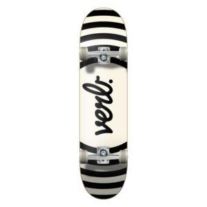 Τροχοσανίδα Verb Reverb Comp. Cream/Black, 7.75 ίντσες