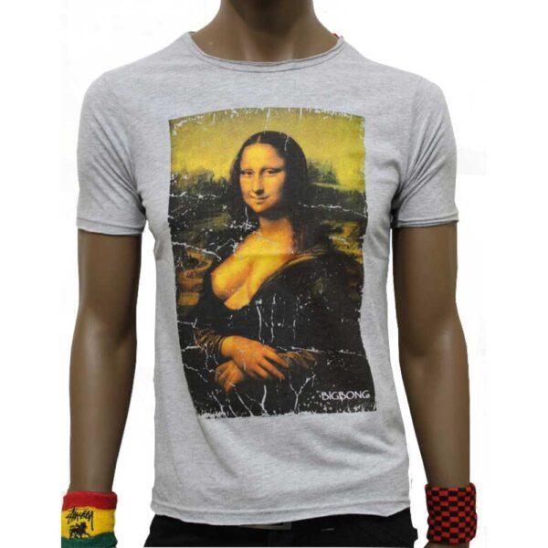 bigbong-joconda-tshirt