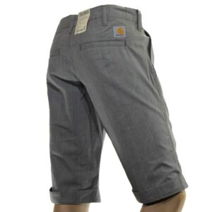 CARHARTT W'S PRESENTER BERMUDA SQUARE CHECK