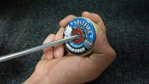 changing bearings