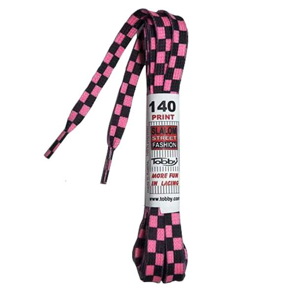 checker-pink-black-tobby-shoes-laces