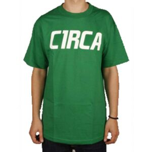 T-SHIRT CIRCA MAINLINE 111138 green